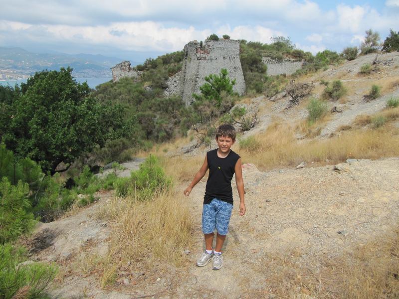 Nei pressi del forte