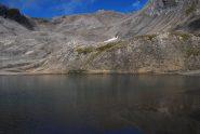 Il Lago di Bonalex e l'Aig. d'Artanavaz