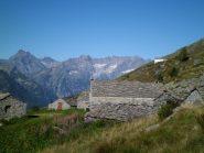 Ciavanis e testata della Val Grande