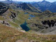 Lago Lungo e Lago della Battaglia