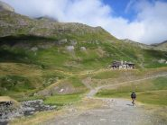 verso le refuge des Drayères 2167 m.