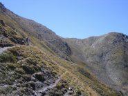 panoramica risalita al col de la Ponsonnière 2613 m.