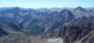 Panorama sull'alta Valle Maira