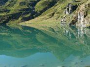 riflessi al lago di Malciaussia