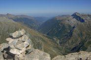 S.anna di Bellino e tutta la  Val Varaita d'infilata