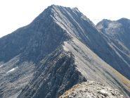 La cresta verso il Barifreddo vista dal M. Appenna