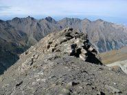 Ultimi metri verso il Monte Appenna
