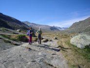 l'altopiano del Nivolet,tutto da attraversare....
