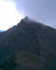Da (poco sopra) il colle, cima Serpentiera