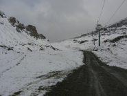 neve prima del colle