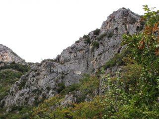settore delle grotte