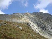 cresta e cima del M. Nery mt.3075