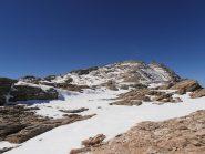 27 - la risalita in cresta verso il Sommeiller