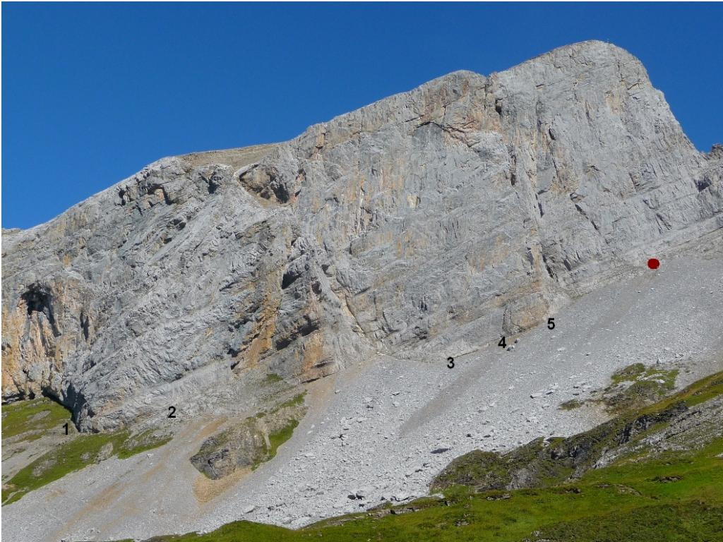 Chaiserstock, 2515 m Fantastika 2012-09-07
