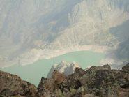uno sguardo sul lago del Chiotàs...