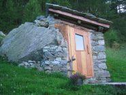 La sauna..