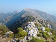 il Monte Grammondo dalla Cima di Restaud