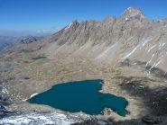 lago dei nove colori dalla Tete de Frema