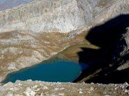 rifugio di Chambeyron e lago