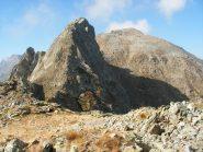 Monte Bassura e il primo torrione
