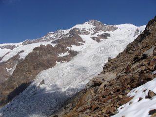 vista sul ghiacciaio