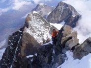 Cresta rocciosa finale