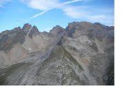 Il Thabor..e a sx il Roc de Valmeinier..dal Gran Adritto.
