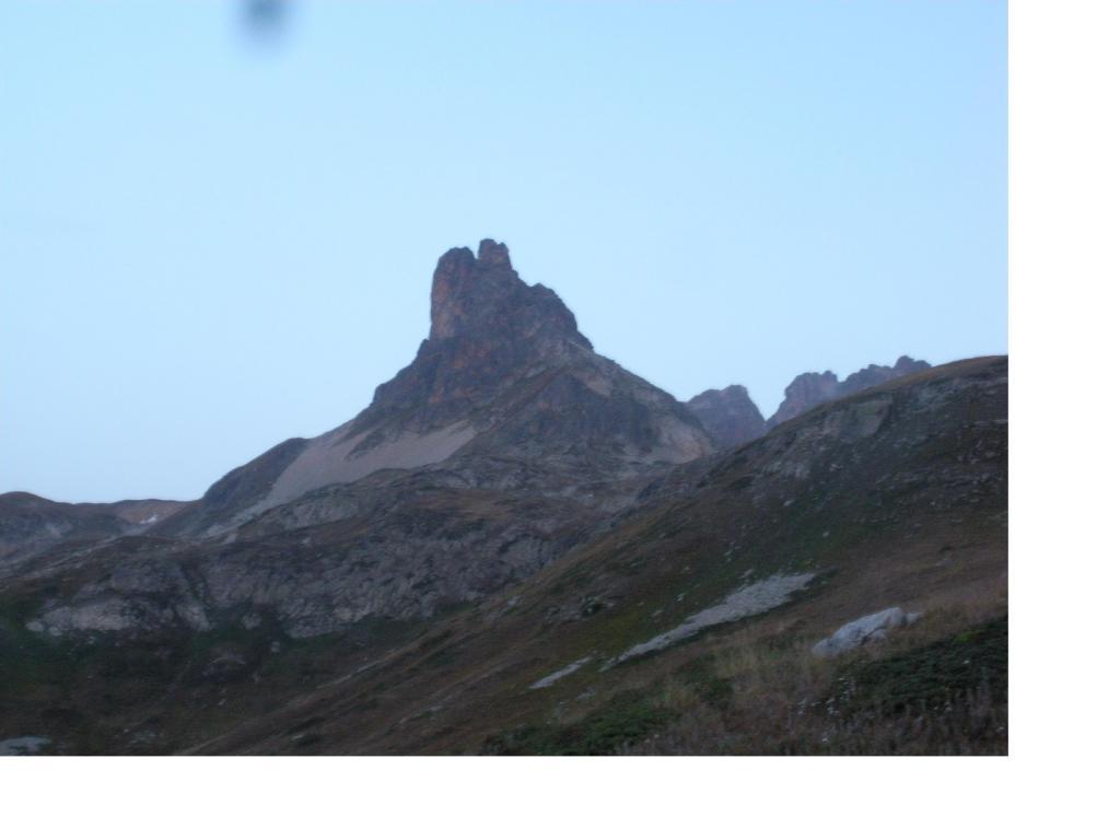Il Gran Adritto ..dal Vallone del Desinare..