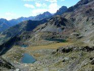 laghi Piccolo, Blu e Grande