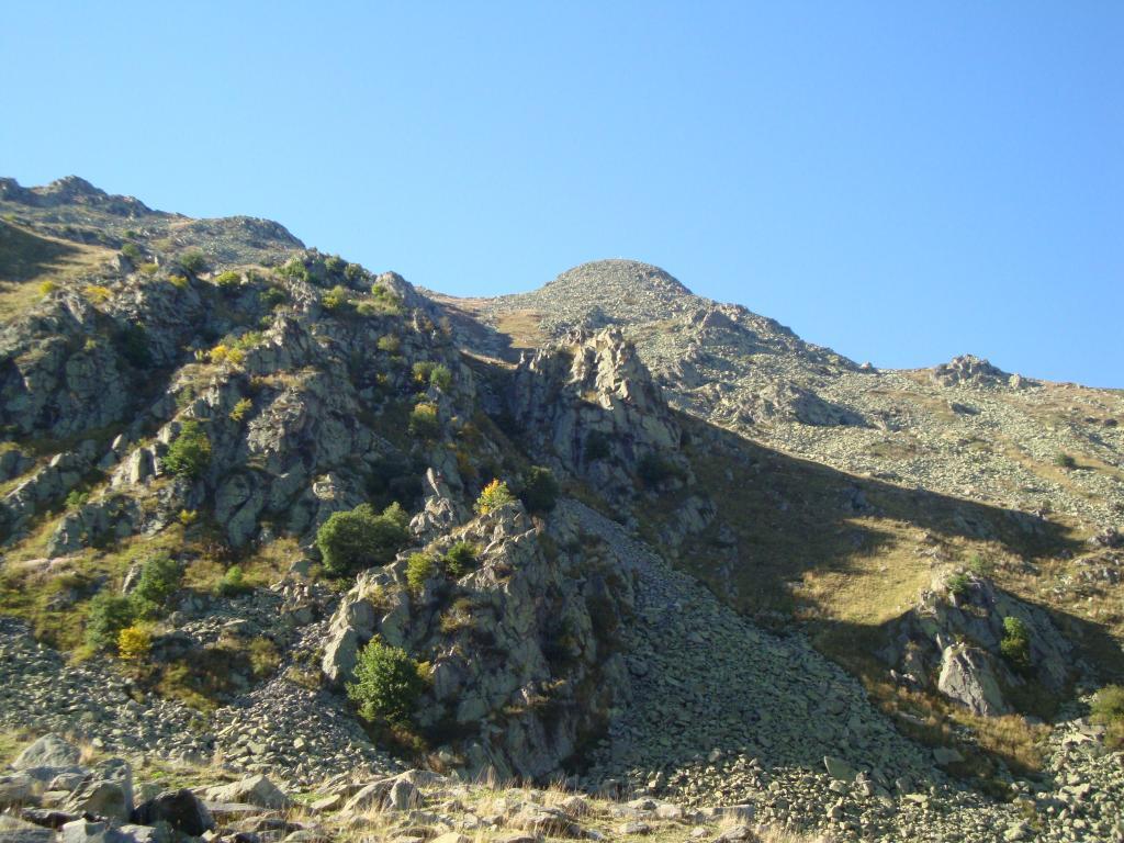 Pravinè di Mezzo (Gias) da Peveragno, giro per Pradeboni e Sella Morteis 2012-09-13