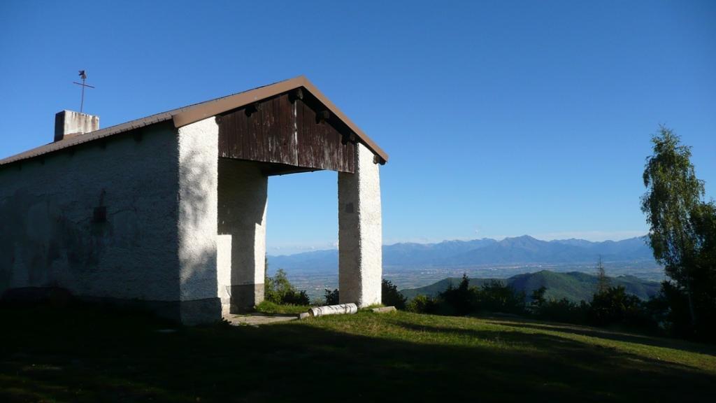 San Bernardo Vecchio (Monte) da Piasco, itinerari Versante Sud 2012-09-13