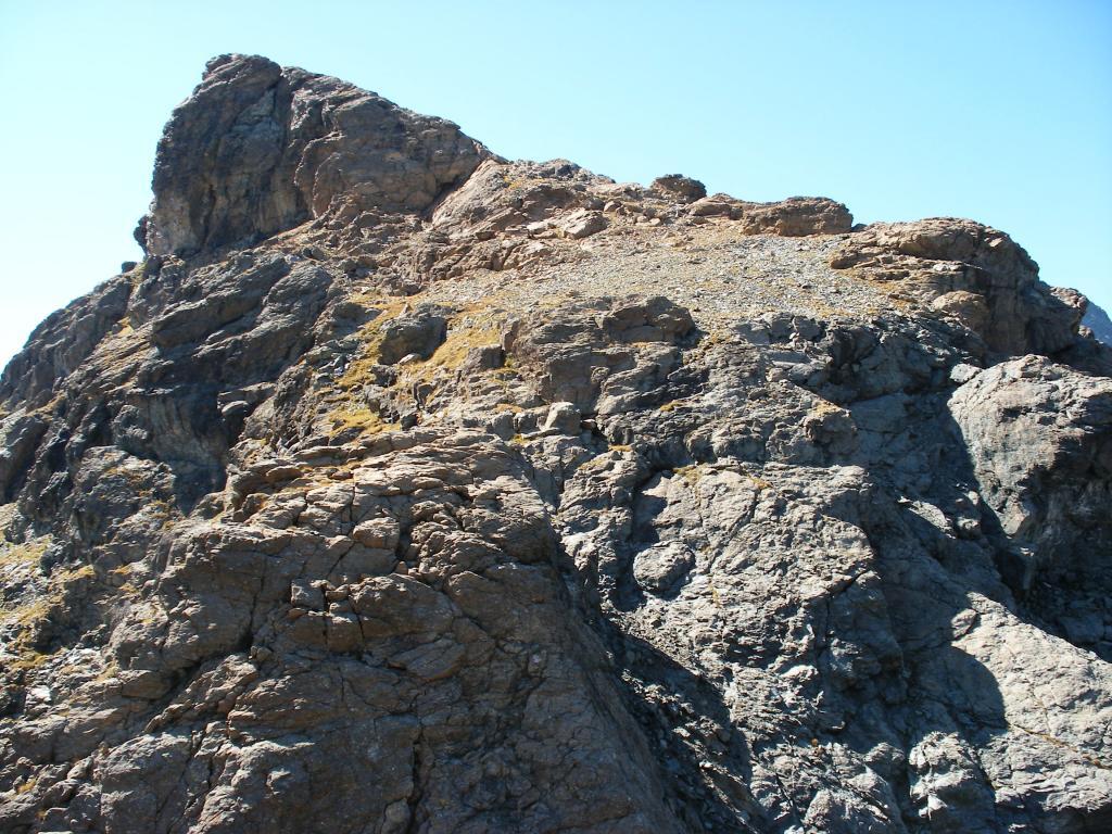 la cresta della Golai