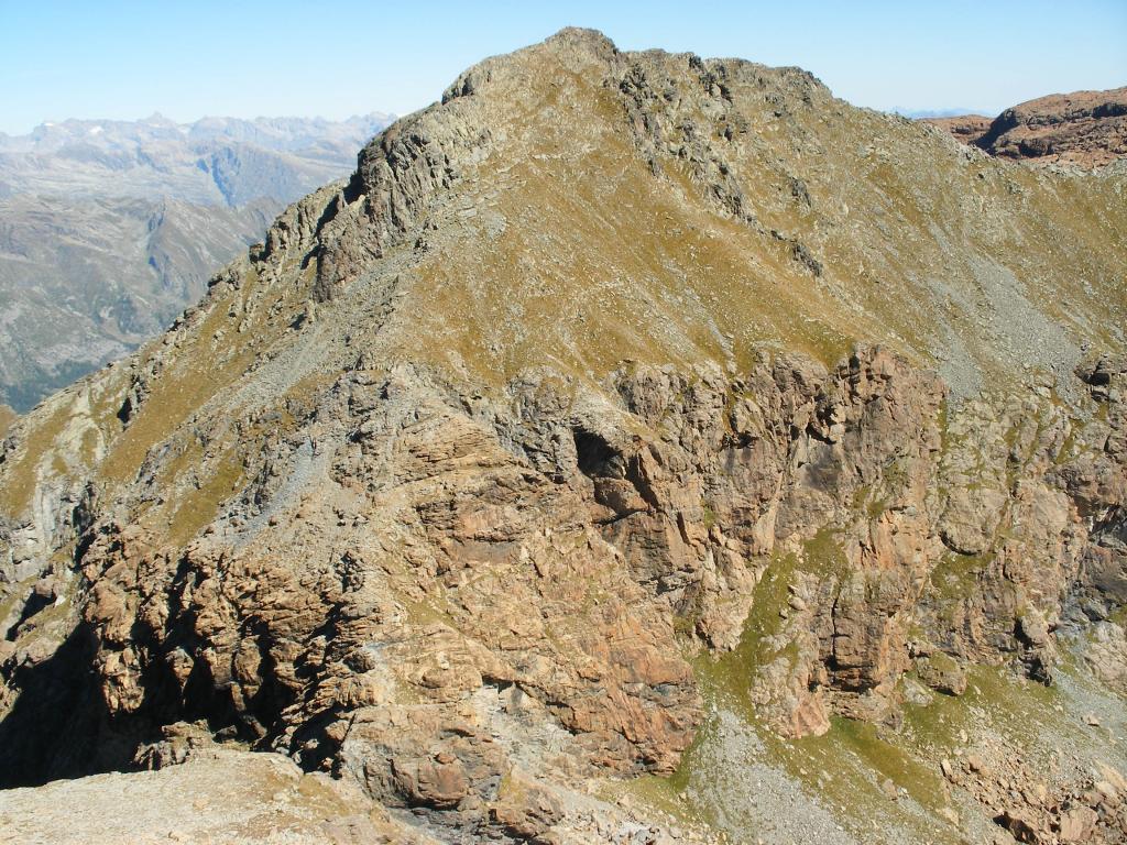 la cresta della Chiavesso
