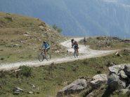 Alpe Cortina superiore, l'ultimo strappo