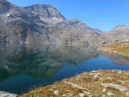 Il Glacier si specchia nel Gran Lago