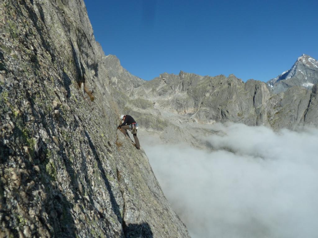 Luigi Amedeo (Picco) parete SE - Via Taldo Nusdeo 2012-09-16