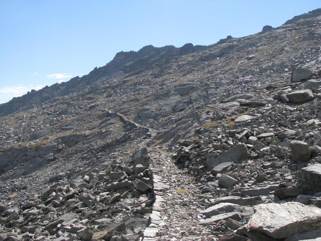 Cadrega (Punta della) o quota 2935 m da Campiglia Soana 2012-09-17