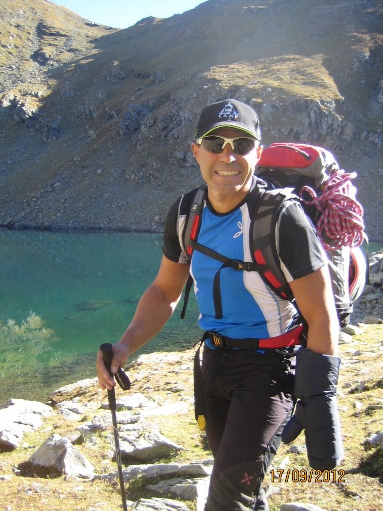 Everest al Lago Ciardonnèt