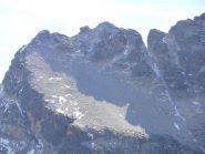 10 - dettaglio cima escursionistica della Rognosa d'Etiache