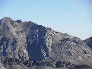 06  - dettaglio salita alla Rocca d'Ambin per cresta