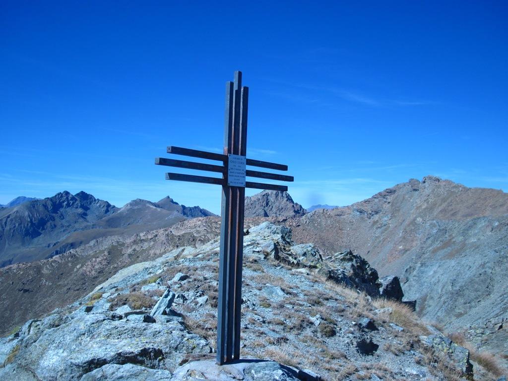 cima tra Orsiera e Rocciavrè