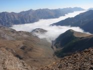 dalla cima del Monte Pebrun