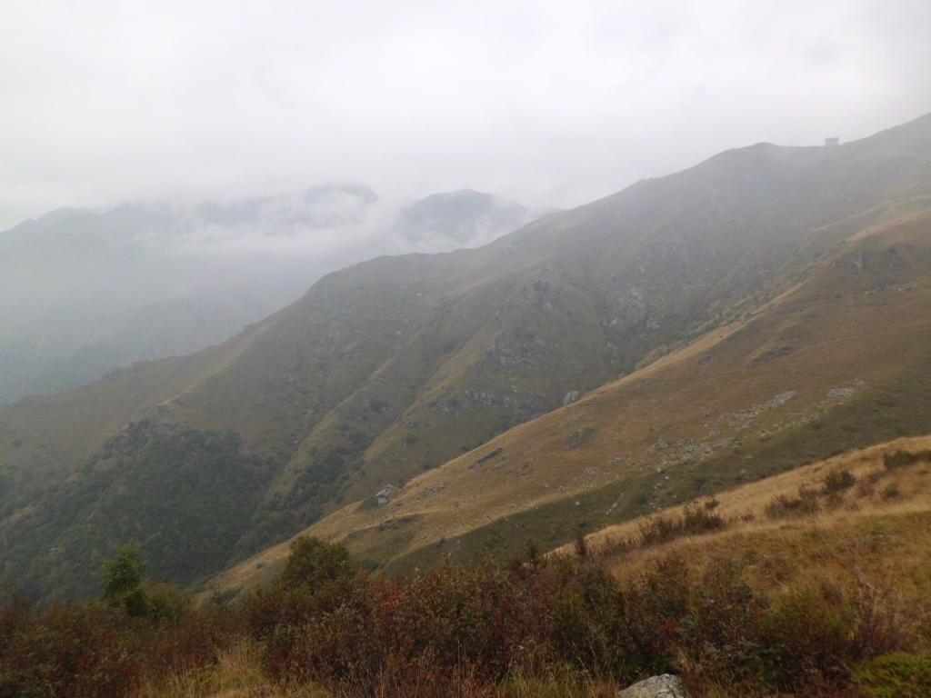 L'intero percorso dall'alpe Zanai