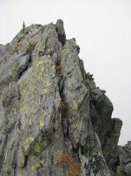 Altra prospettiva della cima