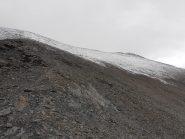 09 - quasi arrivati in cresta tra le due cime della Rocca Nera