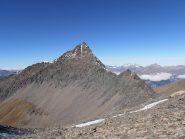 04 - Pierre Menue visto dalla cima ovest della Cresta S.Michele