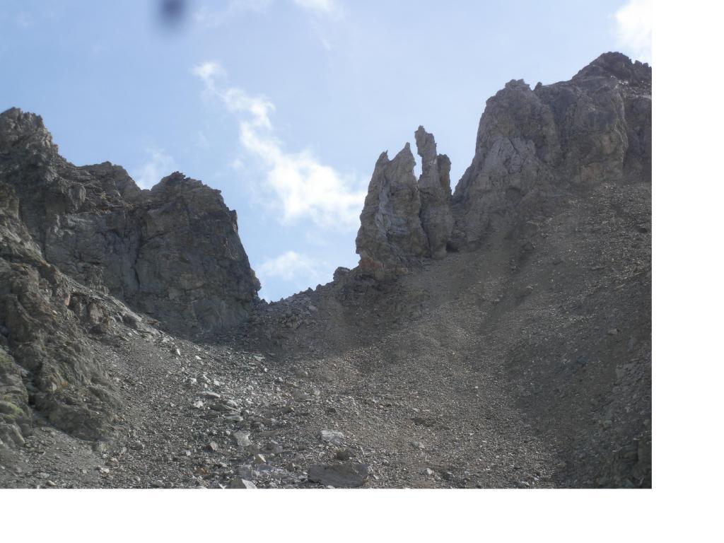 Il Col Montagnaya..