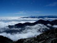 Fino al Viso...mare di nuvole