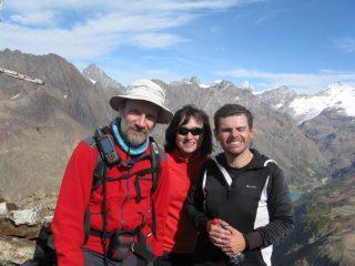 Con i Bubbolotti in cima