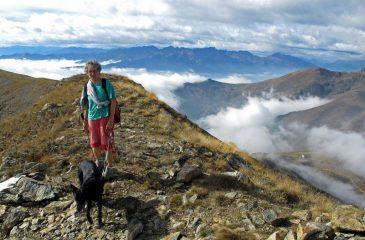 La signora con il cane (grazie della foto)